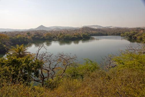 Crocodile-Lake